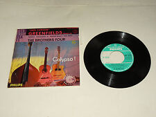 Disque 45 Tours THE BROTHERS FOUR Greenfields Philips 429 819  Vinyl Vinyles
