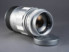 RARE LEICA LEITZ ELMARIT 90mm f2.8 LENS LTM SM SCREW MOUNT ELRIT 11029