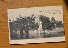CARTOLINA VERBANIA ISOLA BELLA LAGO MAGGIORE VIAGGIATA 1903 SUBALPINA HH