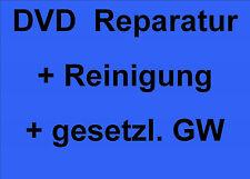 REPARATUR  für DENON DVD 1500_12 M gesetz. GW