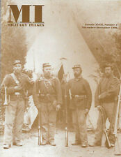 Military Images Magazine Nov.96 Cavalrymen Painted Backgrounds New Jersey NJ