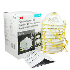 3M Particulate Respirator 8210V, N95 10 pcs, Same day ship (before 1:00PM PST)!
