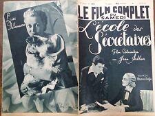 """LE FILM COMPLET 1937 N 2035 """" L'ECOLE DES SECRETAIRES """" avec JEAN ARTHUR"""