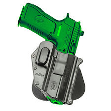 Fobus Paddle Holster for IWI Jericho 941 F Metal with Rails - JRM-2 SH