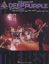 DEEP PURPLE - RITCHIE BLACKMORE GUITAR TAB BOOK *NEW*