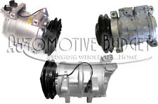 Compressor Rebuild Service Isuzu GMC Hino UD Nissan & Ford Medium Duty Vehicles