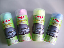 New 4 x Super Absorbent Synthetic Chamois for Car Truck Boat Pets -  64cm x 43cm
