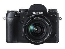 Fujifilm X series X-T1 16.3MP Digitalkamera - Schwarz (Kit mit XF 18-135mm Objek