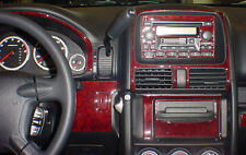HONDA CRV CR-V LX EX EX-L SE INTERIOR WOOD DASH TRIM KIT SET 2003 2004 2005 2006