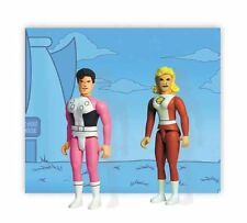 DC POCKET SUPER HEROES SERIES 1 2002 COSMIC BOY & SATURN GIRL