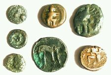★ANCIENT COINS OF INDIA ★ DIFFRENT 7 COINS LOT ★
