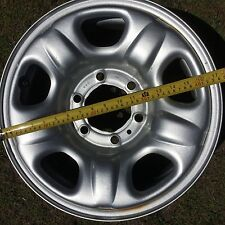 2013 Holden Colorado tyre rims
