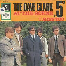 "7"" - The Dave Clark Five - At The Scene / I Miss You - Columbia 23161 - DE 1965"