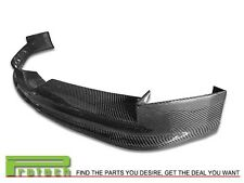 3D Style Carbon Fiber Bumper Lip fit 06-08 BMW E90 335i w/ M Sport M Tech