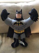 DC Comics Official Merchandise. Batman Talking Large Plush. Batteries Included