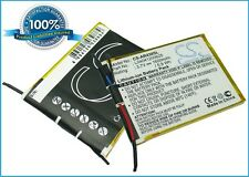 3.7V battery for Archos L04041200625, A43IT 16GB, 8300, A43IT, A43IT 8GB NEW