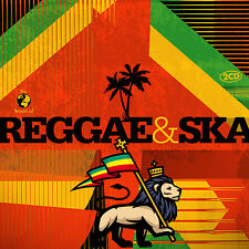 CD Reggae and Ska von Various Artists 2CDs