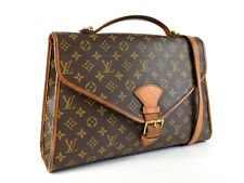 Auth [Average]LOUIS VUITTON Beverly M51121 Business Bag Men's w/Strap(Used)40818