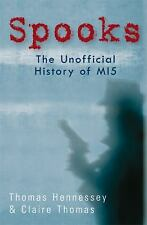 SPOOKS: The Unofficial History of MI5, Textbook Buyback, General, Intelligence &