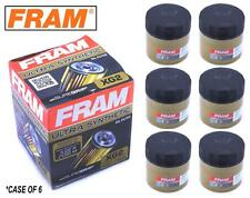 6-PACK - FRAM Ultra Synthetic Oil Filter - Top of the Line - FRAM's Best XG2