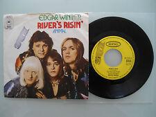 Edgar Winter - Rivers Risin, D 1974, 7'', Vinyl: vg++