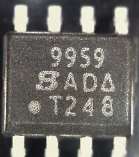 SI9959DY SMD dual transistor Canal N MOSFET SO8 9959 Vishay Siliconix S19959