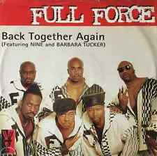 "FULL FORCE -  Back Together Again (ft Nine & Barbara Tucker) (12"") (G-/G-)"