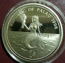 Palau 1998 1 Dollar Proof  multicolor