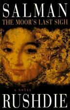 The Moor's Last Sigh by Salman Rushdie (1996, Hardcover)
