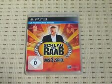 Schlag den Raab Das 3. Spiel für Playstation 3 PS3 PS 3 *OVP*
