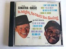 07599270272 IT MIGHT AS WELL BE SWING RARE PRESS FRANK SINATRA CD