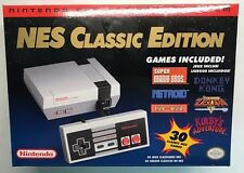 Nintendo NES Classic Edition Mini Console US EDITION (30 Games) BRAND NEW