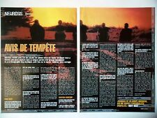 COUPURE DE PRESSE-CLIPPING :  NEUROSIS [2pages] 2004 Scott Kelly,In The Eye...