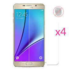 4 Pcs Matte Anti-Glare Screen Protector Guard Film For Samsung Galaxy S7 G9300