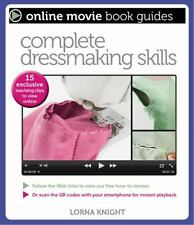 Complete Dressmaking Skills: With 15 Exclusive Teaching Videos to View Online