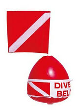 Buoy Inflatable Diver Down Flag Float Marker Scuba Diving NEW DF-03