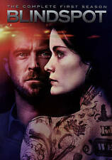 Blindspot: The Complete First Season 1 (DVD, 2016, 5-Disc Set) NEW