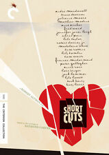 Short Cuts (2016, DVD NEUF)2 DISC SET