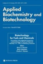 Eighteenth Symposium on Biotechnology for Fuels and Chemicals (ABAB Symposium)