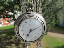 Ottoman Edward prior londres reloj de bolsillo pocket watch rare Türk Turk
