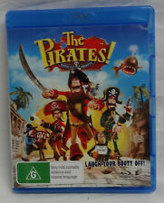 BLU-RAY - THE PIRATES BAND OF MISFITS
