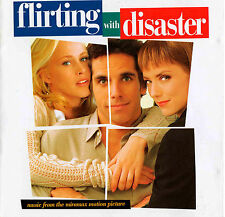 FLIRTING WITH DISASTER * Original Soundtrack CD * Geffen Records * 1996