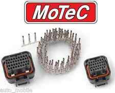 Motec M130 M84 M400 M600 M800 ECU & PDM Connector Set