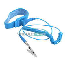 Anti Static ESD Wrist Strap Discharge Band Grounding Prevent Static Shock TOP M