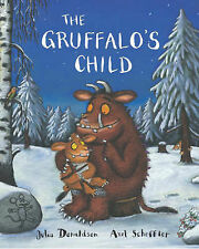 THE GRUFFALO'S CHILD by JULIA DONALDSON & AXEL SCHEFFLER Classic Childrens Book