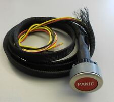 AEO PANIC  Leuchtdrucktaster IP 67 , 3 polig für Frontabmessung Ø 35 mm  NEUWARE