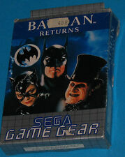 Batman Returns - Sega Game Gear - PAL