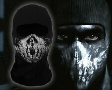 PASAMONTAÑAS MASCARA CALL OF DUTY GHOSTS CALAVERA COD AIRSOFT PAINTBALL SKI M5