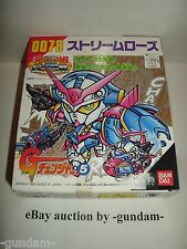 Ganso SD Gundam World 0078 G Changer Stream Rose model kit from G Bandai Japan