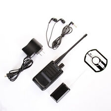 W-03 Wireless Audio Transmitter Receiver High Sensitivity Pickup Mic Ear Spy Bug